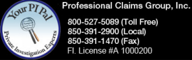 Professional Claims Group, Inc.